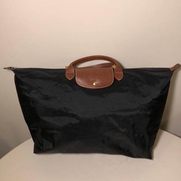 Longchamp Bags   Lonchamps Le Pliage Xl Tote   Poshmark 1939b36a29